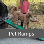 How a Pet Ramp May Help Pets Into the Car or on Furniture
