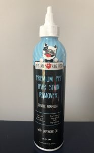 pets are kids too tear stain remover