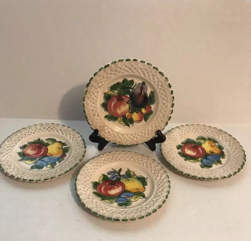 vietri decorative plates